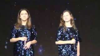 """Концерт в СДК """"Молодёжный"""" 8 марта 2020 (Старшая группа) - Толбино, Подольск, Московская область"""