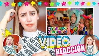 🐰🎈FIESTA DE NO CUMPLEAÑOS 🎉🥳🎬(VIDEO REACCIÓN) @Ami Rodriguez