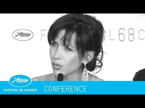 ENDING PRESS CONFERENCE -jury- Cannes 2015