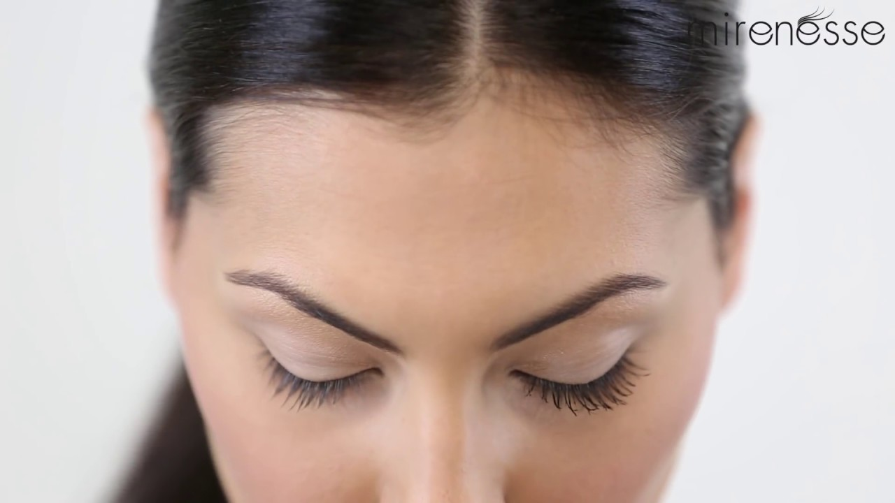 How To Tightline With Mirenesse Lash Whip Mascara - YouTube