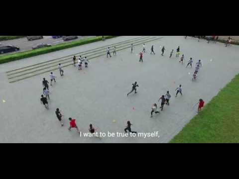 Drone Video: Rebel Boot Camp @ Marina Bay, Singapore