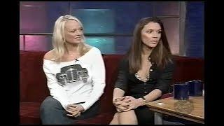 Emma Bunton & Victoria Beckham - The Daily Show (Oct. 25th, 2000) YouTube Videos