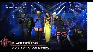 Baixar Anitta e Black Eyed Peas ao Vivo no Rock in Rio 2019 No Lie e eXplosion no palco mundo completo