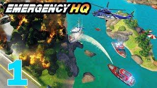 EMERGENCY HQ - GAMEPLAY WALKTHROUGH - ( iOS   ANDROID ) #1