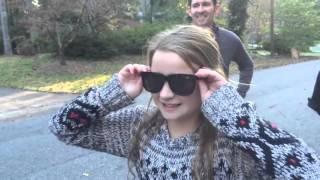 Olivia Reacts to EnChroma Glasses