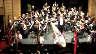 North Coast Symphonic Band Armed Forces Salute 2015