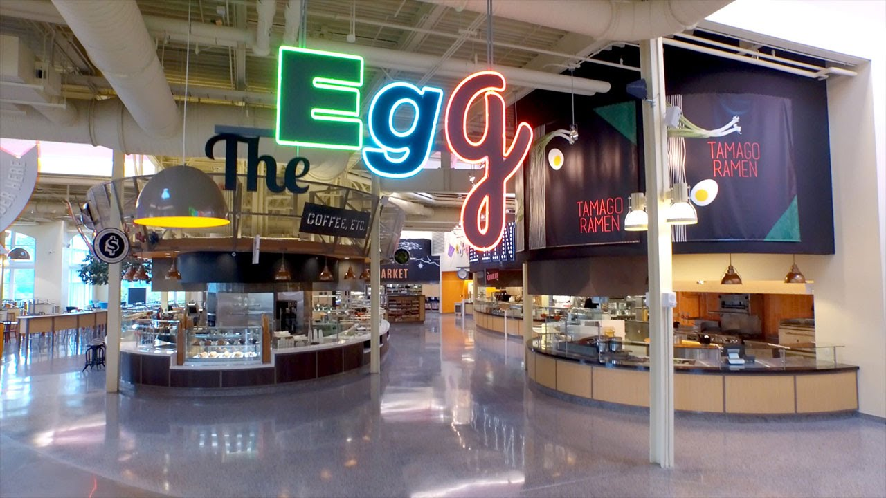 The Egg Hatches At Culinary Insute Of America