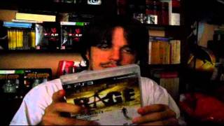 Unboxing Doble: Rage Anarchy Edition PS3 y Xbox 360