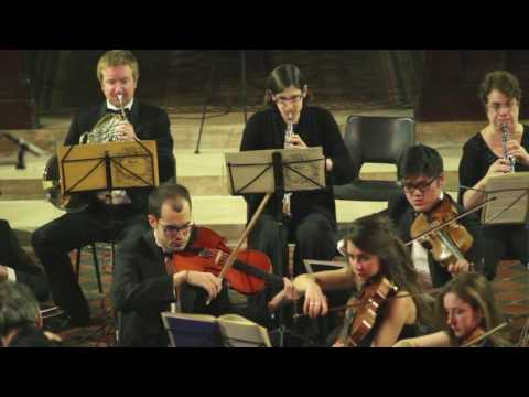 Symphony No.29, K 201, Mozart. Santiago Mantas conducts Beethoven Chamber Orchestra Copy