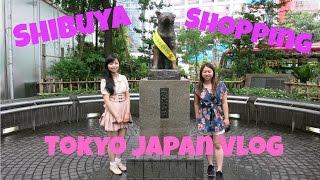 japan vlog 2015 tokyo eating and shopping
