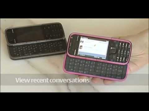 Nokia 5730 XpressMusic hands on demo