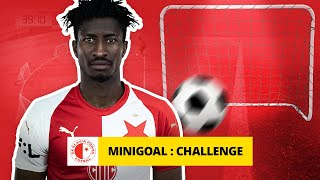 MiniGoal Challenge: Peter Olayinka