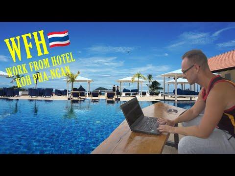 Koh Phangan - Co Working Hotel  (Baan Jai Dee Apartments)
