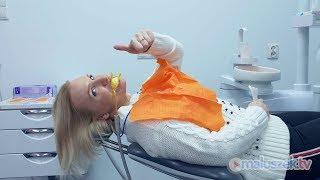 #Rabelmama u dentysty - maluszek.tv