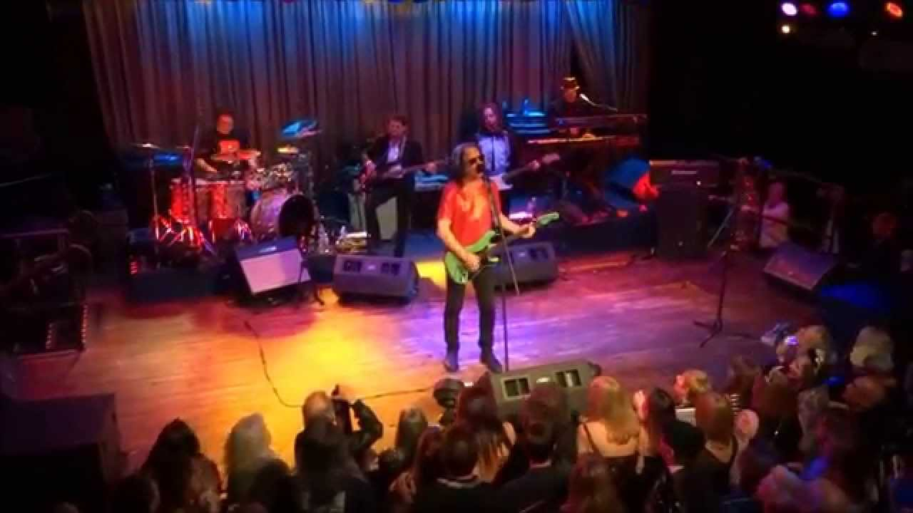 Todd Rundgren New Years Eve 2013 Orlando, FL. - COURAGE ...