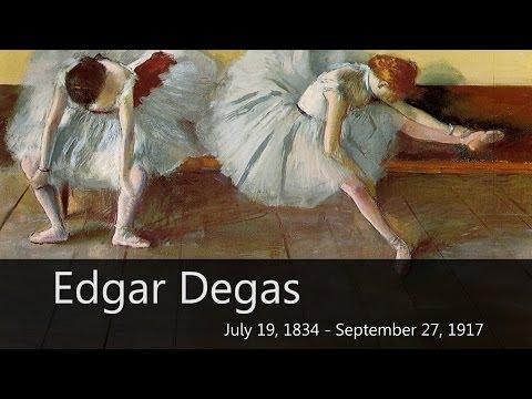 Popular Videos - Edgar Degas & Ballet Dancer