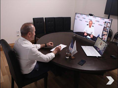 Ռոբերտ Քոչարյանը սփյուռքահայ գործարարների հետ քննարկել է Հայաստանում ներդրումների վերականգնումը