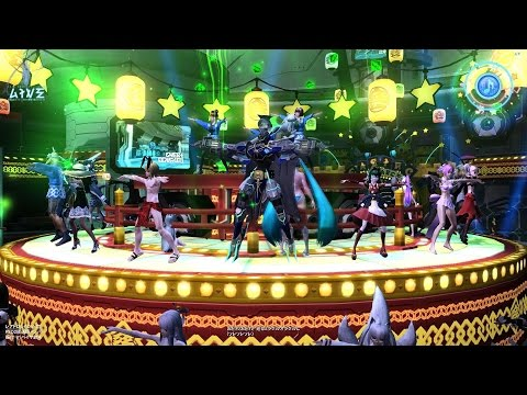 ARKS Dance Festival - PSO2 Live Stage Event