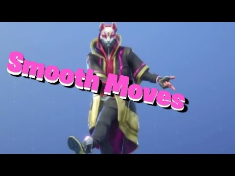 "Drift's ""Smooth Moves"" (NEW EMOTE)"