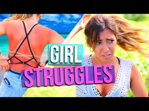 Thumbnail: 10 GIRL STRUGGLES In Summer Every Girl Can Relate To!
