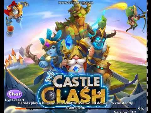 Castle Clash: The New Adventure #1