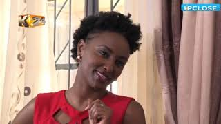 Up Close With  Michelle Ntalami on Weekend With Betty