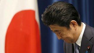 Абэ:будущие поколения не должны продолжать извиняться за Вторую мировую войну