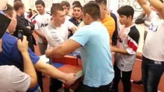 Кыргыз против Якут