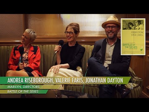 'Battle of the Sexes'   Valerie Faris, Jonathan Dayton, Andrea Riseborough