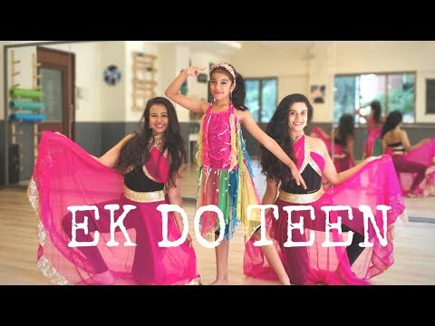 Ek Do Teen I Baaghi 2 I Team Naach Choreography