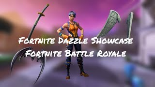 *BEFORE YOU BUY* Dazzle Fortnite Skin With All Backblings - Buying the Dazzle!!