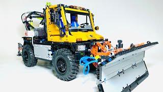 LEGO TECHNIC MOC UNIMOG ULTIMA…