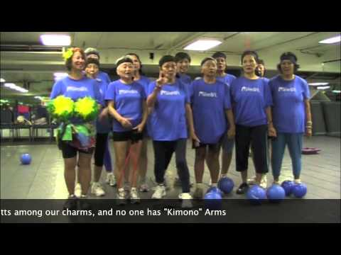 2nd Place WINNER: The Ninjas at Punahou Fitness Center in Honolulu, HI