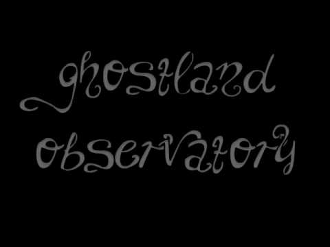 Sad Sad City-Ghostland Observatory (Lyrics)