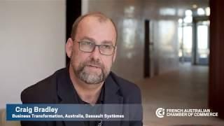 Craig Bradley 2018 Schneider Electric Innvoation Hub Business Forum BRISBANE