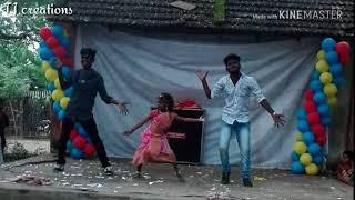 Tj & siva's pongal fest dance~2k18