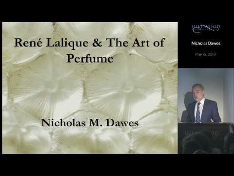 Nicholas M. Dawes: René Lalique & The Art Of Perfume