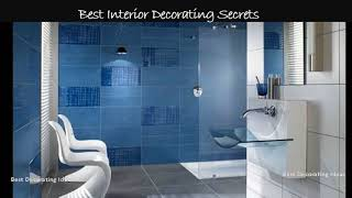 Bathroom tiles design | Stylish modern living room design picture collection with interior