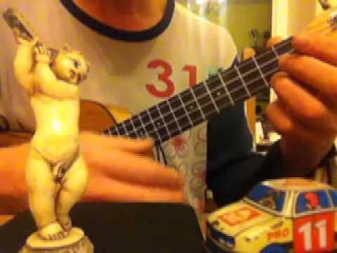 Raindrops Keep Falling On My Head On Ukulele With Chords Youtube
