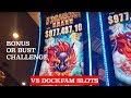 5 DRAGONS GRAND VS DOCKFAM SLOTS @ Graton Casino | NorCal Slot Guy