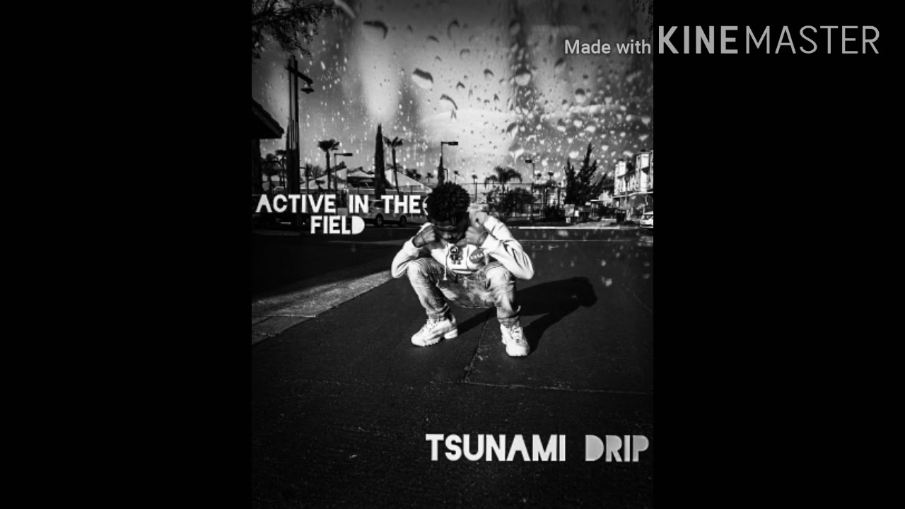 Tsunami Drip - Active In The Field [Official Audio]