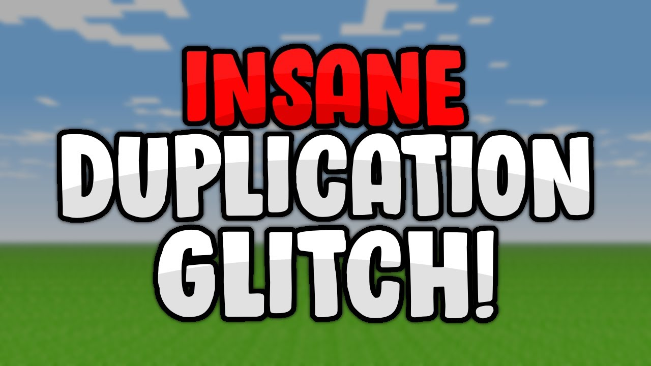 INSANE DUPLICATION GLITCH - EASY WORKING MINECRAFT BEDROCK DUPE GLITCH 2021 - XBOX,PS4,PC,PE