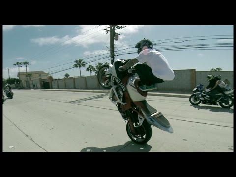 STREETFIGHTERZ RIDE TSR TIJUANA STREET RIDE MOTORCYCLE INSANE STUNTS