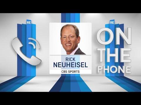 CBS Sports College Football Analyst Rick Neuheisel Talks UCLA Football & More - 9/14/17