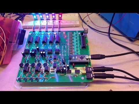 Analog Color Organ