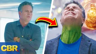 Hulk's Comeback In Marvel Avengers Endgame Might Not Go Down Like You Think It Will