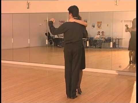Dancing Argentine Tango The Tango Milonguero