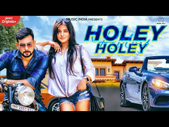 Holey Holey | Satyan Lamba (C2) Soumya Rajput | New Hindi Song 2020 | Music India