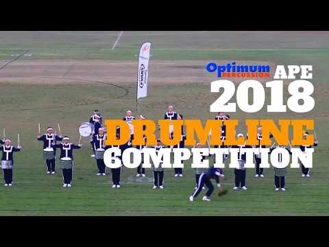 Optimum Percussion's Drumline Comp - Test Piece: Division B