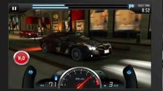 CSR Racing - Gameplay Review